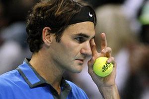 Федерер решил играть меньше
