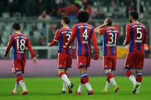 """""""Бавария"""" не может выиграть уже во второй игре кряду"""