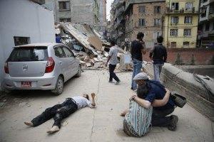 Літак для евакуації українців прибув у Непал