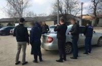 """Чиновник """"Одессаоблэнерго"""" задержан при получении 20 тыс. грн взятки"""