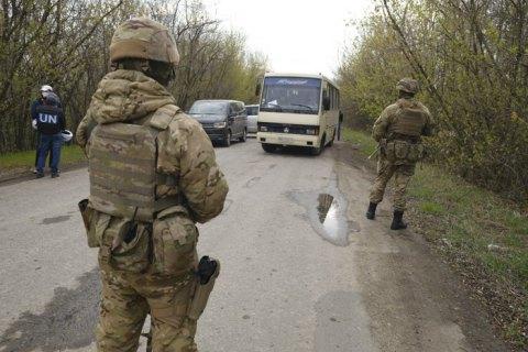 В ОРДЛО анонсували односторонню передачу Україні полонених