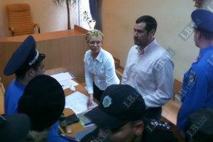В суде начался допрос свидетеля по делу Тимошенко