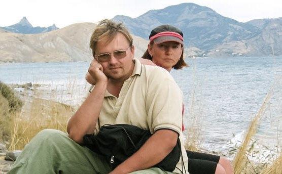 Мария Квятковская с Владимиром Мельничуком