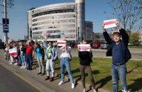 В Беларуси после инаугурации Лукашенко начались массовые акции, есть задержанные