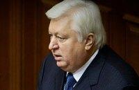 Пшонка: Ющенко не заинтересован в расследовании дела о его отравлении