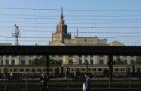 """УЗ начала продавать билеты на поезд """"четырех столиц"""" Киев - Рига"""