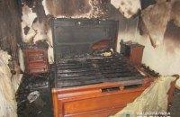 В Броварах женщина подожгла мебель в отеле после ссоры с администратором