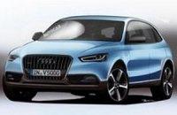Audi создает новый семиместный минивэн