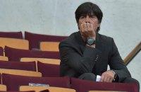 Наставнику сборной Германии отказано посещать матчи Бундеслиги