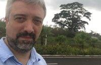 В Україну не пустили російського журналіста Примакова