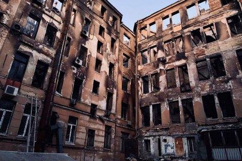 Одесский колледж не проверяли на пожарную безопасность 5 лет