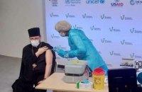 Глава УГКЦ Святослав вакцинировался от коронавируса