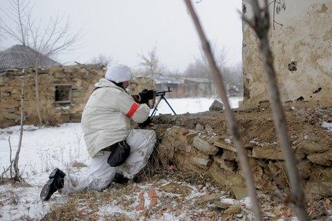 Боевики семь раз обстреляли позиции ВСУ на Донбассе в среду