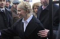 Следователь отказался отпустить Тимошенко домой