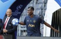 """""""Манчестер Юнайтед"""" установил ценник на Погба, - СМИ"""