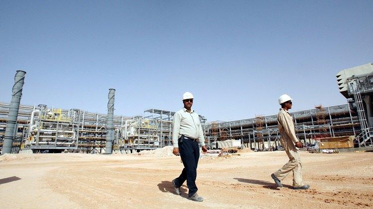 На территории национальной нефтяной компания Саудовской Аравии Saudi Aramco