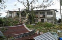 """Тайфун """"Нок-Тен"""" забрав життя шести людей"""