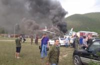 В Бурятии потерпел крушение пассажирский самолет Ан-24, есть погибшие и раненые