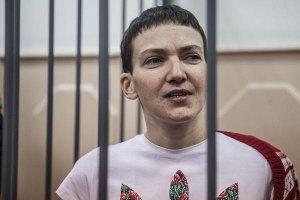 Немецким врачам разрешили посетить Савченко