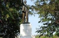 У Кіровоградській області знайшли недемонтований пам'ятник Леніну