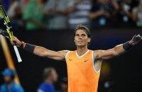 Визначився перший фіналіст Australian Open у чоловічому одиночному розряді