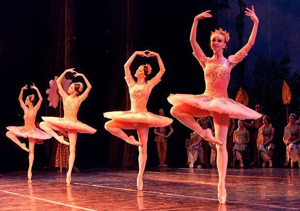 Считается, что Наталья Макарова возвращает балету эмоциональность, страстность