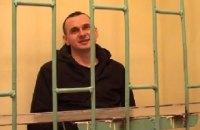 Сенцова поместили в СИЗО Якутска
