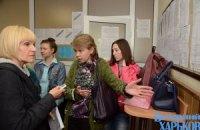 В Киеве к госрегистраторам все еще выстраиваются очереди