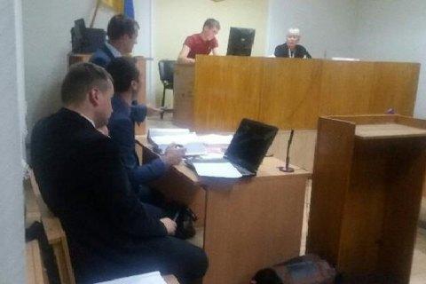 Суд у справі про стрілянину в Княжичах перенесли на завтра