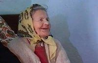 115-летяя жительница Прикарпатья попала в Книгу рекордов Украины