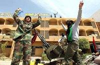 В Ливии проправительственные силы отбили город у каддафистов