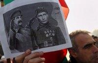 Росіяни все краще ставляться до Сталіна, Брежнєва і Путіна, - опитування