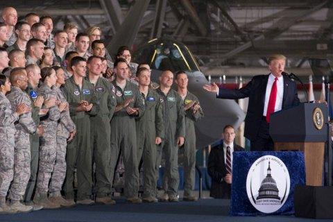 У Вашингтоні 11 листопада відбудеться перший за багато років військовий парад