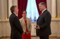 Товарооборот между Украиной и США вырос на 70%, - Порошенко