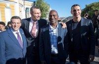 На новом чемпионском поясе WBC появится флаг Украины