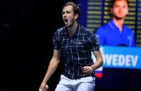 Росія стала переможцем другого в історії ATP Cup