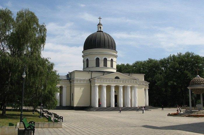 Христорождественский собор МПЦ в Кишинёве