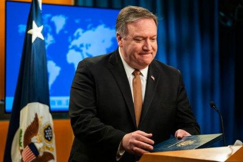 Госсекретарь США отменил визит в Москву, назначенный на сегодня