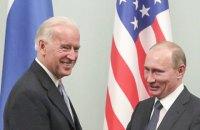 Байден виступив проти спільної пресконференції з Путіним після зустрічі в Женеві