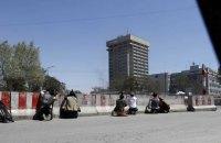 Боевики напали на министерство связи в Кабуле