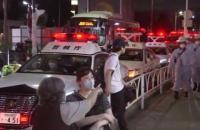 У Токіо чоловік з ножем напав на пасажирів електрички, є поранені