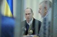 Прокуратура передала до суду справу проти судді Вовка