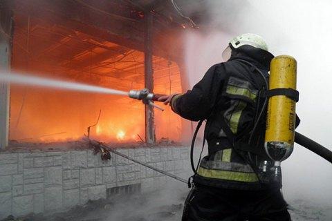 В Одеській області згоріла церква