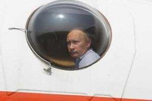Вертоліт Путіна ледь не зіткнувся зі спортивним літаком