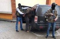 Начальник одной из налоговых инспекций Черновицкой области попался на взятке