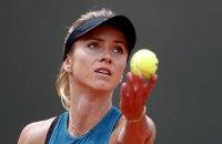 Свитолина вышла в четвертьфинал турнира в Бирмингеме