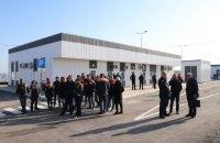 На админгранице с Крымом открыли два временных КПВВ