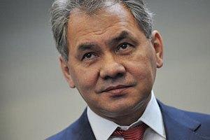 Шойгу зажадав повернути учасників перевірки військ у місця дислокації до 7 березня