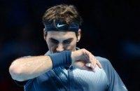Обірвалася серія Федерера з 11 поспіль виходів у півфінал AusOpen