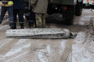 ОБСЕ подтвердила обстрел Краматорска кассетными снарядами